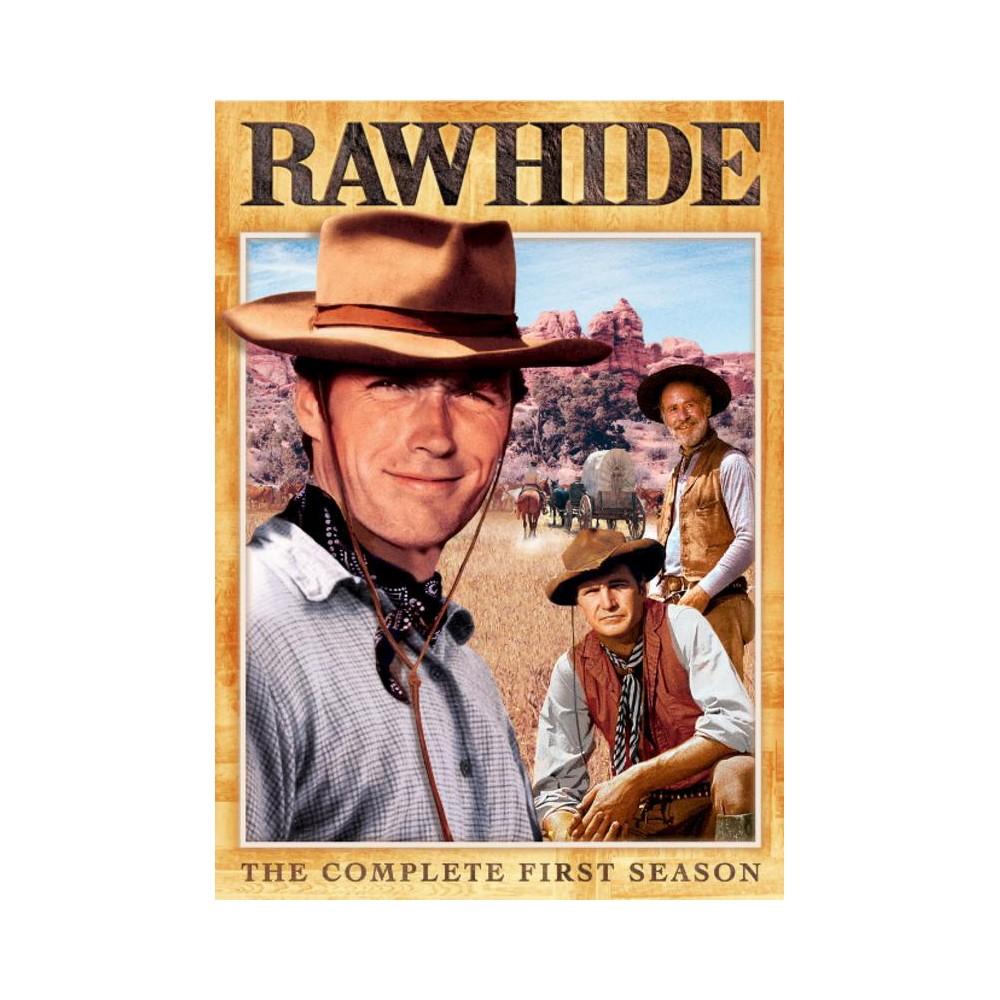Rawhide:Season 1 (Dvd), Movies