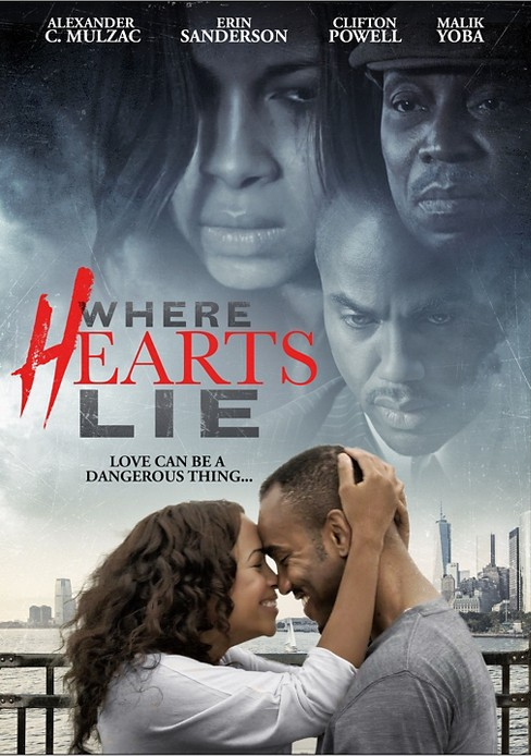 Where hearts lie (DVD) - image 1 of 1