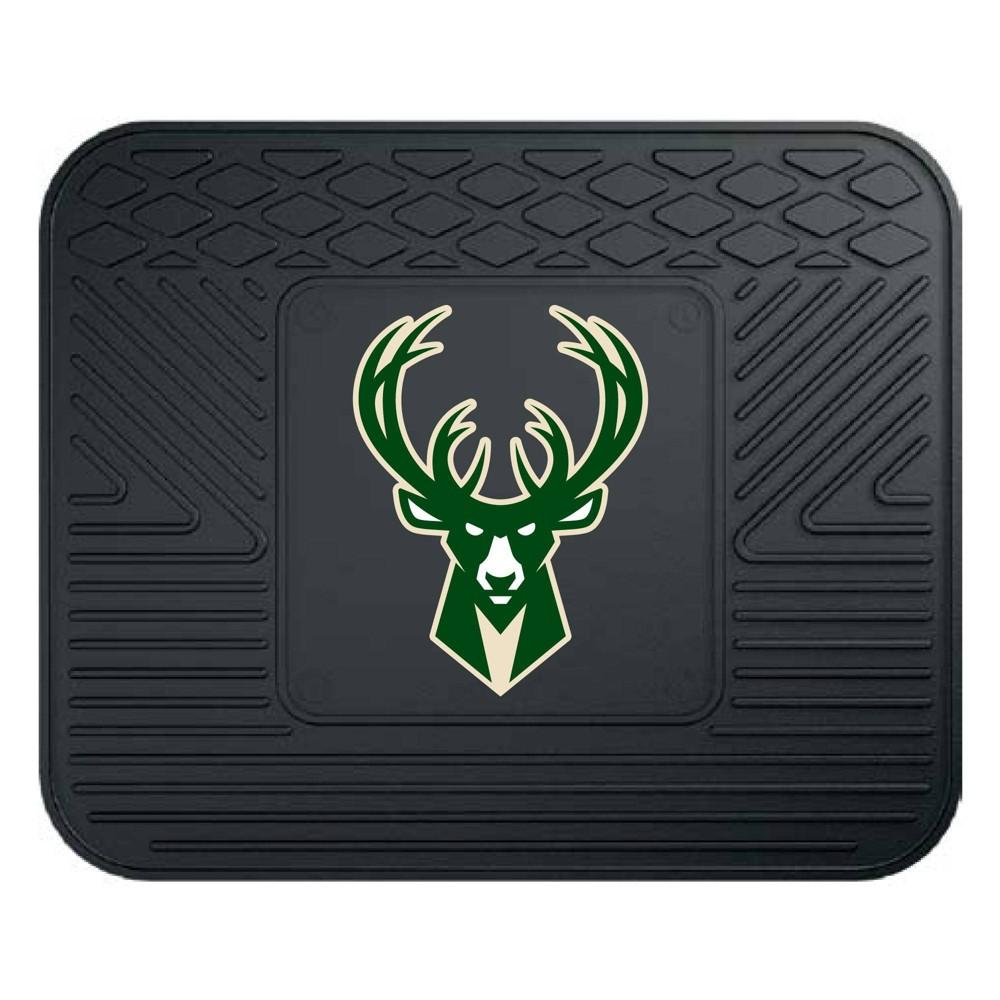 Nba Milwaukee Bucks Utility Mat 14 X 17 34