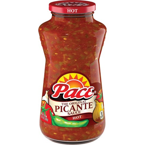 Pace® Hot Picante Sauce 24 oz - image 1 of 5