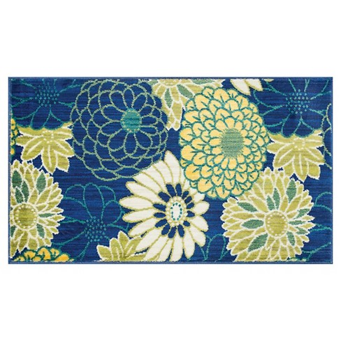"Loloi Isabelle Accent Rug - Blue (1'7""X2'6"") - image 1 of 1"