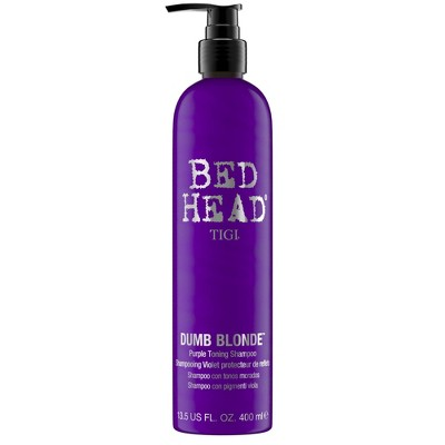 TIGI Dumb Blonde Purple Toning Shampoo - 13.5 fl oz