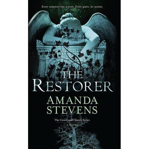 The Restorer - (Graveyard Queen) by  Amanda Stevens (Paperback) - image 1 of 1