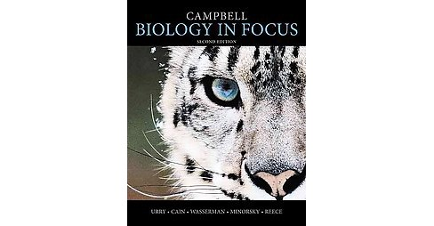 Campbell Biology in Focus (Hardcover) (Lisa A. Urry) - image 1 of 1