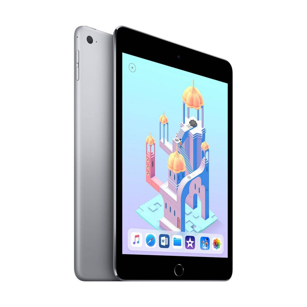 Apple iPad mini 4 128GB Wi-Fi Only (2015 model, MK9N2LL/A) - Space Gray