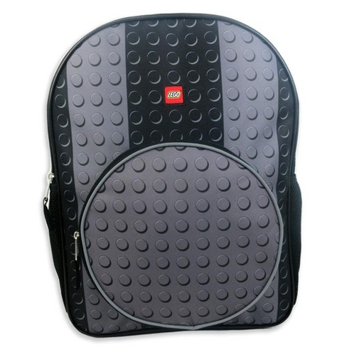 "LEGO Classic 16"" Kids' Backpack - Black - image 1 of 3"