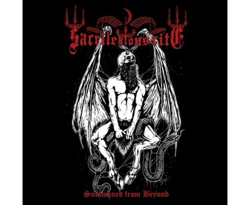 Sacrilegious Rite - Summoned From Beyond (Vinyl) - image 1 of 1