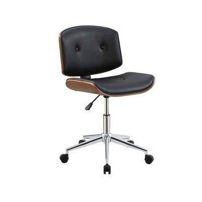 Task and Office Chairs Black Walnut - Acme Furniture