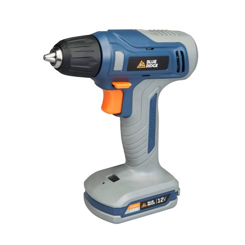 Blue Ridge Tools 12V MAX Rechargeable Drill - image 1 of 4
