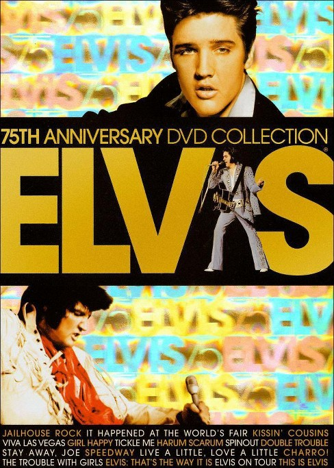 Elvis 75th anniversary ultimate colle (DVD) - image 1 of 1
