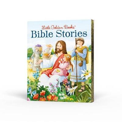 Little Golden Books Bible Stories Boxed Set - (Hardcover)