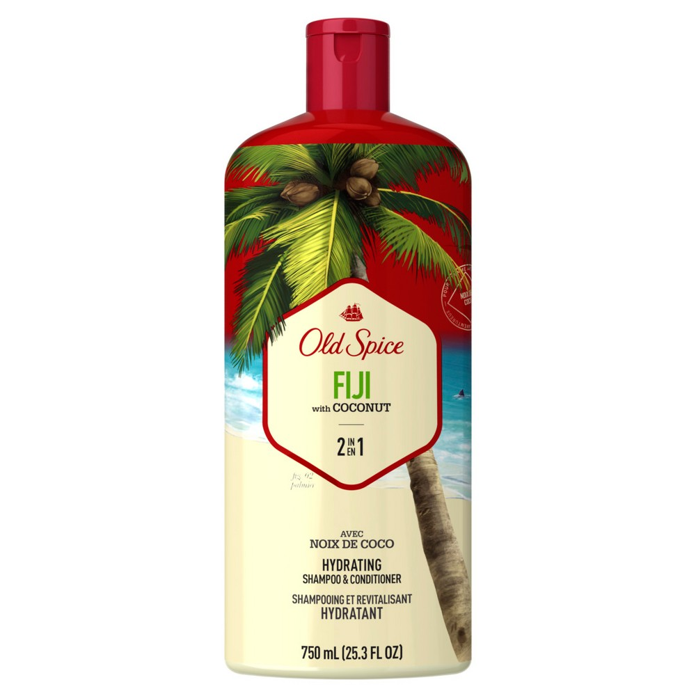 Image of Old Spice 2-in-1 Shampoo And Conditioner - 25.3 fl oz
