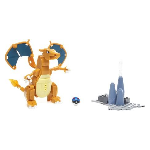 Mega Construx Pokemon Charizard Building Set Target
