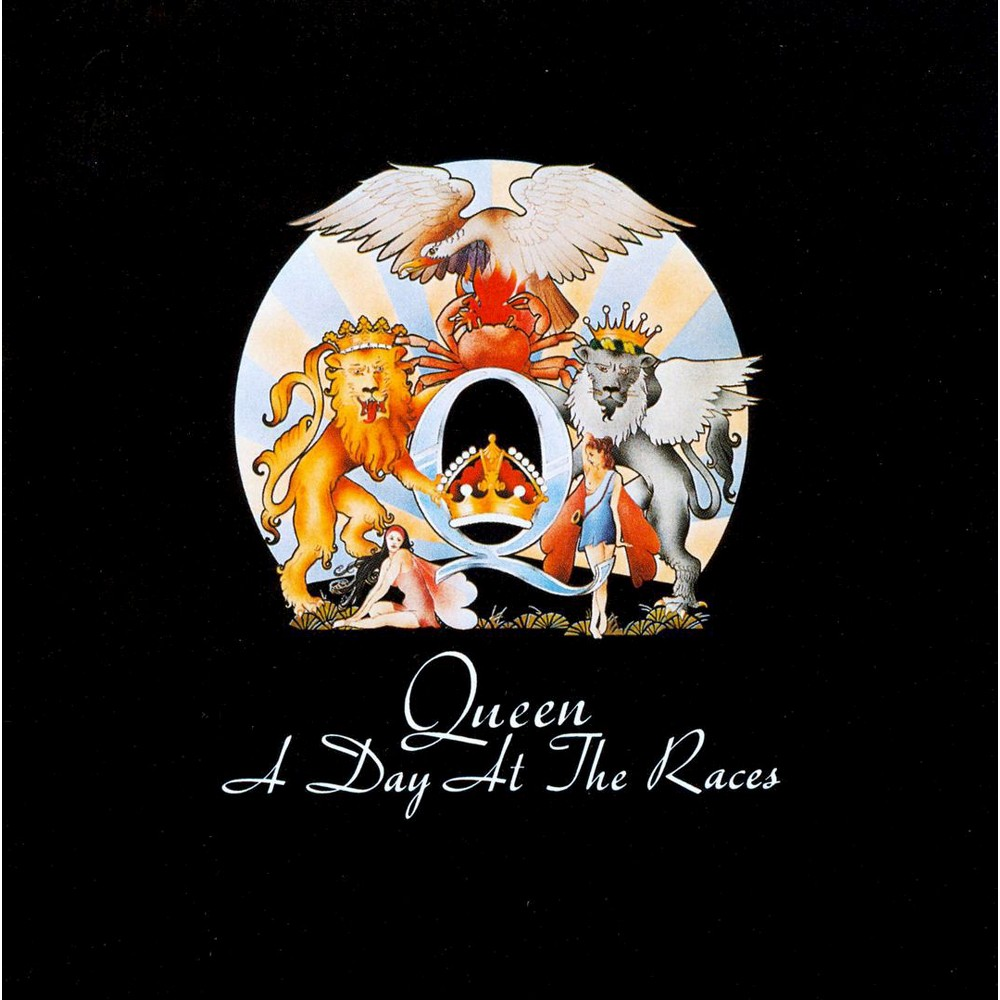 Queen - Day At The Races (CD)
