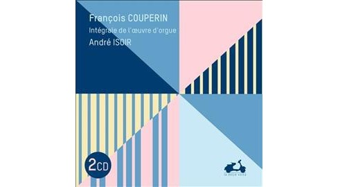 Andre Isoir - Couperin:Complete Works For Organ (CD) - image 1 of 1