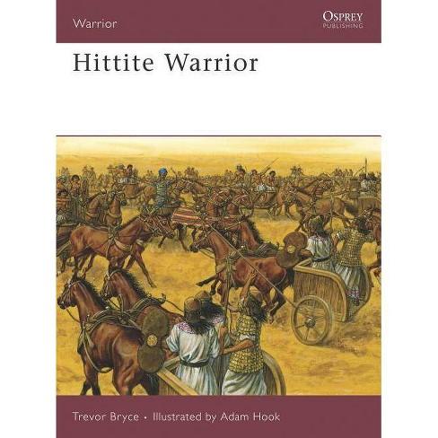 Hittite Warrior - by  Trevor Bryce (Paperback) - image 1 of 1