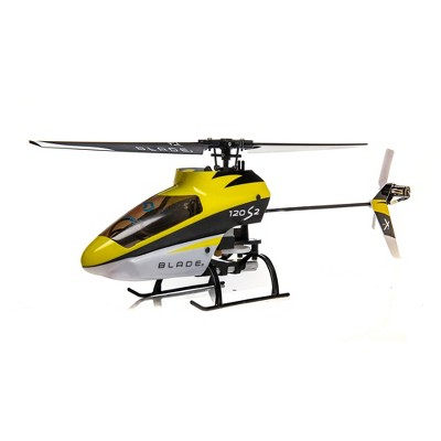 Blade RC Helicopter 120 S2 RTF (Controller, Transmitter, Battery and Charger Included) with SAFE Technology, BLH1100