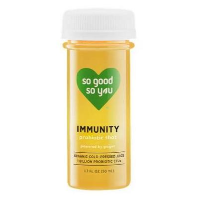 So Good Immunity Probiotic Shot - 1.7 fl oz