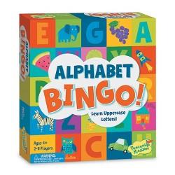 MindWare Alphabet Bingo Board Game - Early Learning