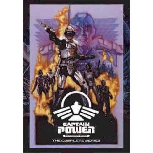 Captain Power: The Complete Series (DVD) - image 1 of 1