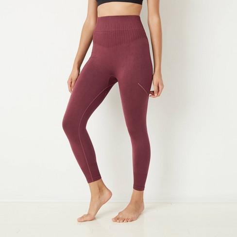 Women's High-Waisted Seamless 7/8 Leggings - JoyLab™ - image 1 of 2