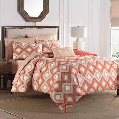Argan Comforter Set Spice - Martex