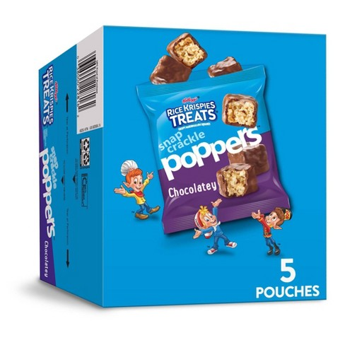 Rice Krispies Treats Chocolatey Poppers - 5ct - image 1 of 4