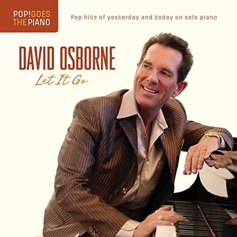 David osborne - Pop goes the piano:Let it go (CD) - image 1 of 1
