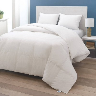 Deluxe White Down Comforter - Allied Home