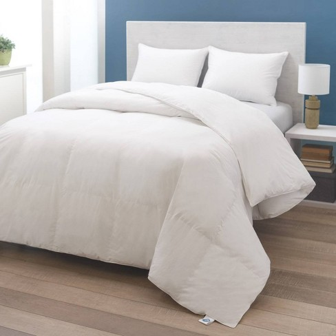 Deluxe White Down Comforter - Allied Home - image 1 of 3