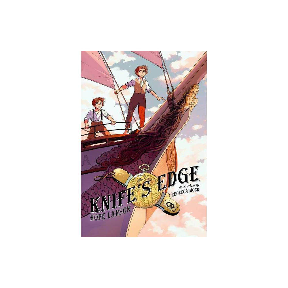 Knife S Edge Four Points 2 By Hope Larson Paperback