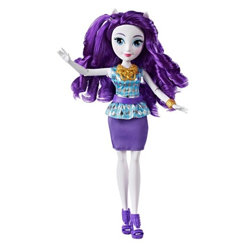 My Little Pony Equestria Girls Rarity Classic Style Doll - image 1 of 8