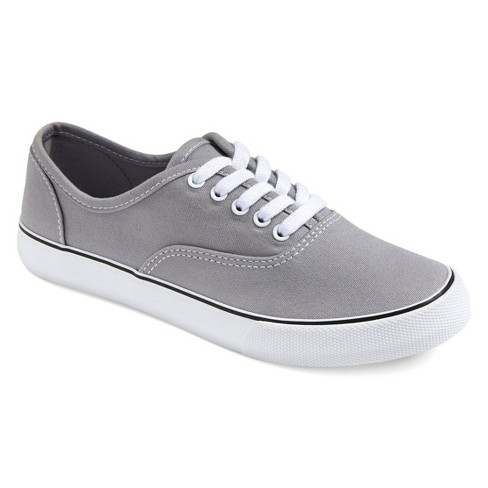 Women's Layla Sneakers - Mossimo Supply Co.™ Gray 10 - image 1 of 1