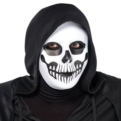 Adult Horror Skull Mask Accessory Halloween Costume
