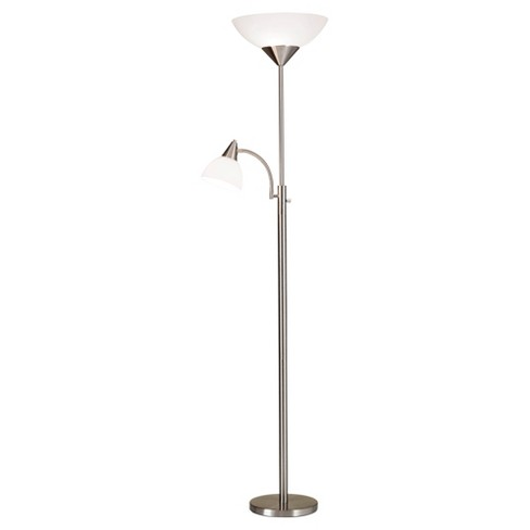 Piedmont Combo Floor Lamp - Steel - image 1 of 1