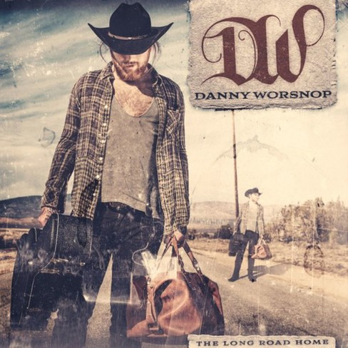 Danny Worsnop - Long Road Home (CD) - image 1 of 1
