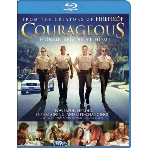 Courageous (Blu-ray) (Includes Digital Copy) (UltraViolet) (W) - image 1 of 1