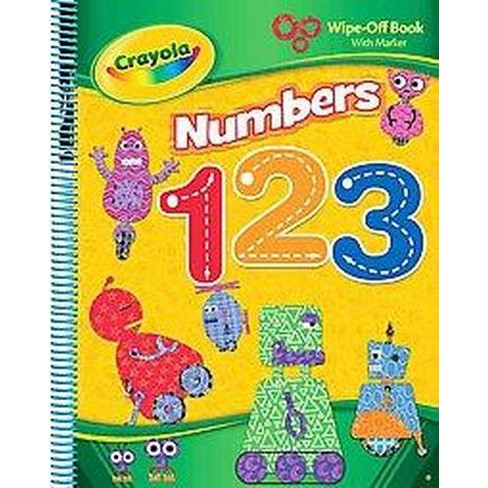Crayola Numbers 1 2 3 (Board) - image 1 of 1