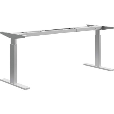 "HON Base f/Sit-Stand 2-Stage 72""x24""x21-5/8""-47-3/4"" Nickel HAB2S2LP8L"