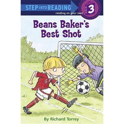 Beans Baker's Best Shot - (Step Into Reading - Level 3 - Quality) by  Richard Torrey (Paperback)