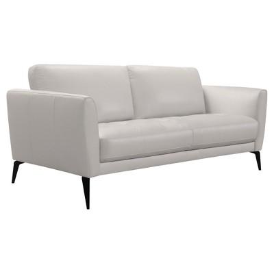 Armen Living Hope Contemporary Sofa Dove Gray : Target