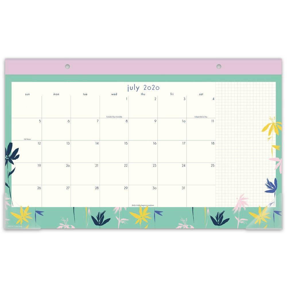 Image of 2020-21 Academic Desktop Calendar Magic Springs - Lillian Farag