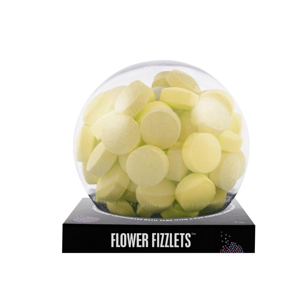 Image of Da Bomb Bath Fizzers Flower Fizzlets Sphere - 11oz