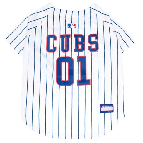 ee6793b6 MLB Pets First Pet Baseball Jersey - Chicago Cubs