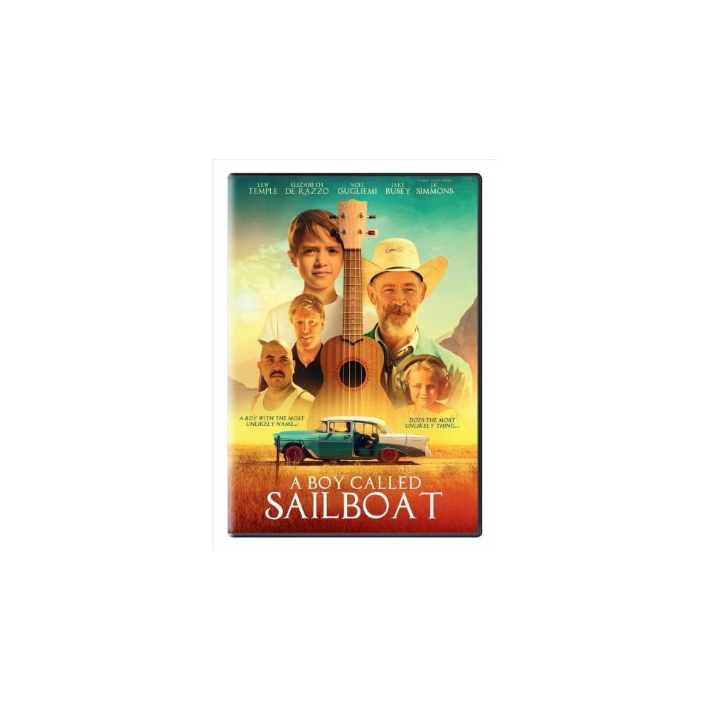 Boy Called Sailboat (Dvd) Boy Called Sailboat (Dvd)