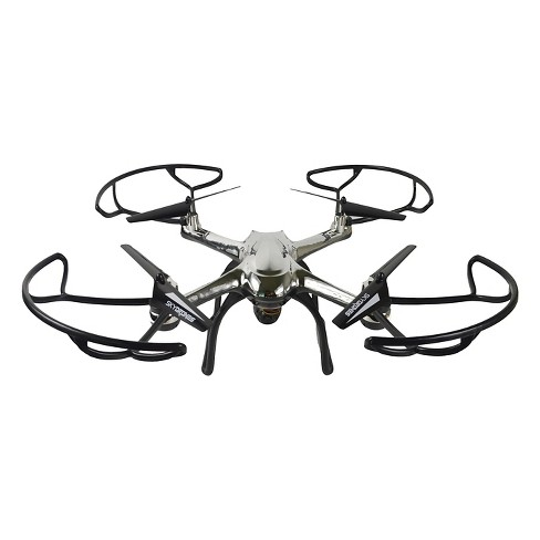 Super X- 2.0MP Video Drone with Bonus Additional Battery Included - image 1 of 4