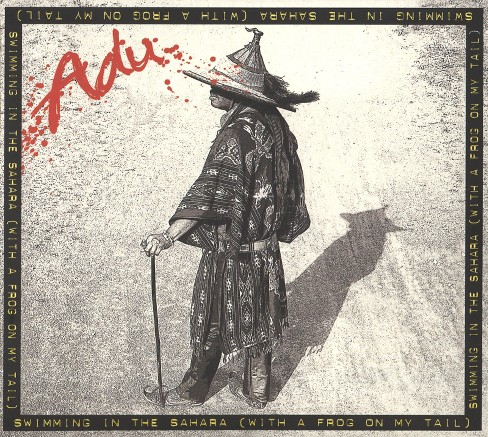 Adu - Swimming in the sahara/Frog on my tai (CD) - image 1 of 1