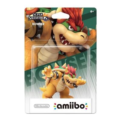 Nintendo Super Smash Bros. amiibo Figure - Bowser