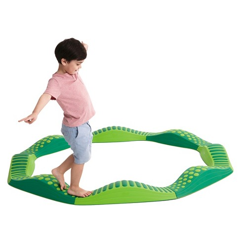 Weplay Wavy Tactile Path - Green - image 1 of 4