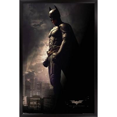 Dark Knight - Batman Framed Poster Trends International